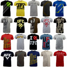 UFC T-Shirt S M L XL XXL XXXL MMA Tee Shirt Ultimate Fighting Championship new
