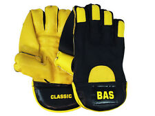 BAS Gloves Classic Wicket Keeping Gloves Leather