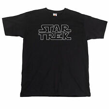 Star Wars / Trek sci fi t-shirt - funny fan boy T Shirt