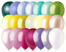 "48- 12"" Solid Latex Balloons Spring Inspired Color Palette Easter Wedding Flower"