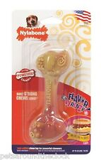 Dog Toy - Nylabone Dura Chew Breakfast Bone - Wolf Size (NFFB001P)