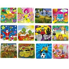 25 Piece Mini Jigsaw Puzzles - Unisex Party Bag Fillers / Toys (10, 30 or 108)
