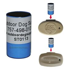 6 Volt Lithium Replacement Dog Fence Collar Batteries for Perimeter ® Pet Stop®