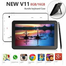 10.1'' XGODY Android Tablet PC 5.1 OS 8GB/16GB Quad Core Dual Camera WiFi NEW 10