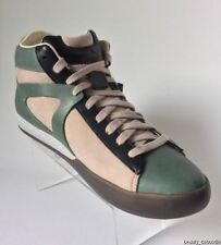 NEW Authentic ALEXANDER McQUEEN X PUMA Green Climb Mid Sneakers (Sizes 9 & 10)