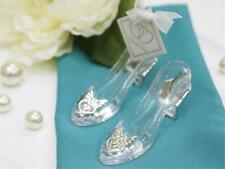 Cinderella Slippers Placecard HOLDERS Cute Wedding Party WHOLESALE DISCOUNTED