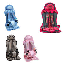 Safety Infant Child Baby Car Auto Seat Toddler Carrier Booster Pad Portable HY