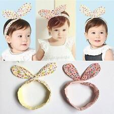 Cute Girl Baby Toddler Infant Fruit Pattern Headband Hair Bow Band Accessories