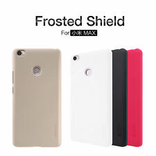 Real Nillkin Frosted Shield Matte Hard Cover Case +LCD Film For Xiaomi Max 6.44""