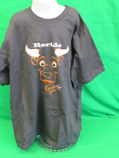 PBR Professional Bull Riders youth Reride the Bull T-shirt 10/12 & 14/16