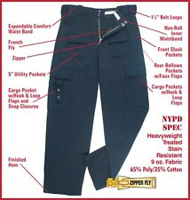 9861 Rothco Midnite Navy Ultra Tec EMT Tactical Pants