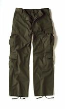 2786 Rothco Olive Drab Vintage Paratrooper Fatigue Pants