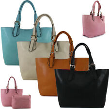 Fashion Womens Office Designer Mini Handbag Faux Leather Celebrity Tote Ladies S