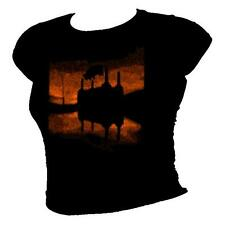 Pink Floyd inspired 'PIGS ON THE WING' tribute Battersea london ladies T-shirt
