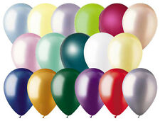 "24- 12"" Pearl Latex Balloon Wedding Birthday Party Baby Shower Graduation Mother"