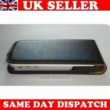 LEATHER FLIP CASE/COVER FOR I PHONE 4/4S, FREE POST,UK SELLER,SAME DAY DISPATCH