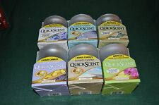 Yankee Candle Quick Scents Starter Pack you choose Scent New never used