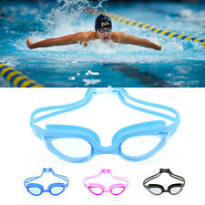 Adult Non-Fogging Swimming Goggles Swim Glasses Adjustable Eye Protect