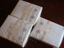 NEW Pottery Barn Kids Dahlia Cuff Sheet set Twin Full Queen - NWT more available