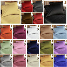 """""""KING SIZE""""  ALL BEDDING ITEMS 500TC 100% EGYPTIAN COTTON - CHOOSE COLOR SIZE"""