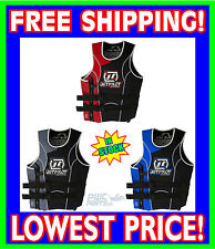 Jet Pilot APEX Neoprene 2013 Side Entry USCG Approved Life Vest Jacket ALL SIZES