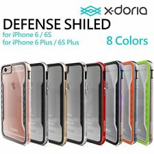X-Doria Defense Shield Case for Apple iPhone 6 6s / 6s Plus With Protector US