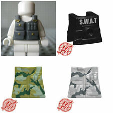 Custom TACTICAL VEST for Lego Minifigures -Brickforge- SWAT Military Commando