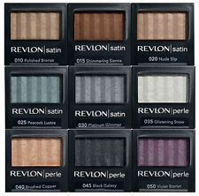 Revlon Matte, Satin and Perle Eye Shadow - Choose Shade (2 each)