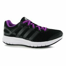 adidas Womens Duramo 6 Running Shoes Laces Fastened Mesh Sports Footwear