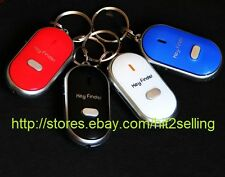 Key Finder Chain Ring locator Whistle Control Auto Car Van Key chain USA Seller!