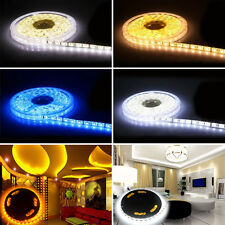 5M 600LED Waterproof Flexible Strip Rope Lights Ribbon Festival Need 12v5a Power