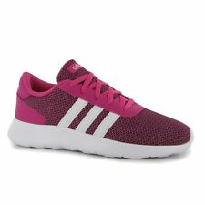 adidas Childrens Lite Racer Sneakers Running Shoes Trainers Youth Girls Laced