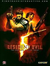 Resident Evil 5 : The Complete Official Guide by Piggyback Interactive Ltd Staff