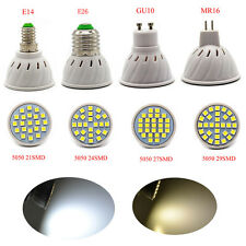 LED Spot Light Bulb E26 GU10 MR16 3W 4W 5W 6W Led Spotlight Energy Saving Lamp