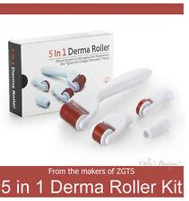 *NEW* 5 in 1 Medical Grade Derma Roller Kit ~ From the makers of ZGTS