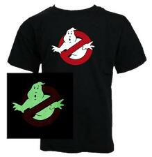 Original - GHOSTBUSTERS GLOW IN THE DARK CLASSIC MOVIE T-SHIRT mens all sizes