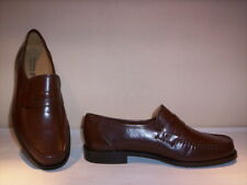Pitti Shoes classic Shoes loafers elegant leather men brown new 39 43 44
