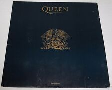 Queen Greatest Hits II Vinyl Record Gategold LP Parlophone PMTV21 Press A-3-1-1-