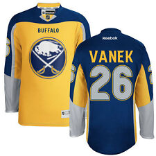 #26 Thomas Vanek Buffalo SABRES RBK NHL Premier Alternate Jersey