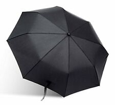 Bodyguard Travel Umbrella  Auto Open close Strong Waterproof proof Compact Black