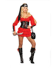 Sexy Pirate Wench Adult Halloween Costume