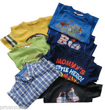 Nice Set of Boys' Summer T-shirts  SIZE: 3T Great Condition !!!!