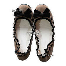 new RRP $150 WITCHERY LEATHER SHOES FLATS 36 last FREE POST