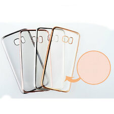 Brand New Soft TPU Silicone Phone Case Cover For Sumsung S6 Edge Plus S7 Edge
