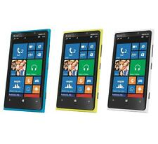 Nokia Lumia 920 32GB AT&T Unlocked GSM 4G LTE Dual-Core Windows 8 Smartphone