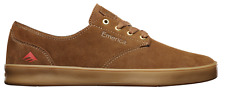 EMERICA THE ROMERO LACED BROWN GUM BROWN MENS SKATEBOARD SHOES SKATE SNEAKERS