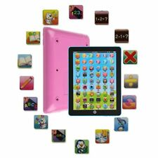 Tablet Pad Computer Learning English Educational Teach Toy For Kid Children Gift