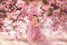 Newborn/Baby Stork Pouch Sack Cocoon Photography Props