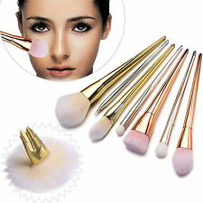 7Pcs Pro Makeup Cosmetic Brushes Set Powder Foundation Eyeshadow Brush Tool Kit