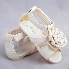 Sandals Shoes Toddles Size US 6.5-9 Euro 22.5-25 Wedding Pageant Party GS008